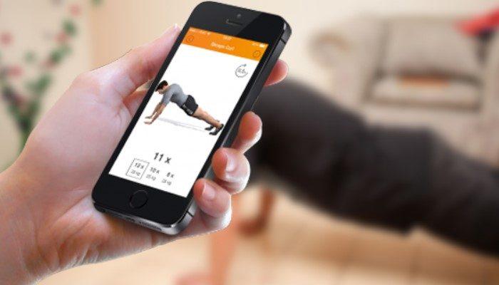 Apps para entrenar en casa