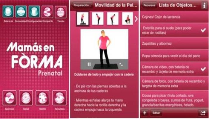 mejores Apps para embarazadas