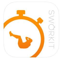 Sworkit Lite ejercicio en casa