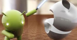 guerra Android y Google