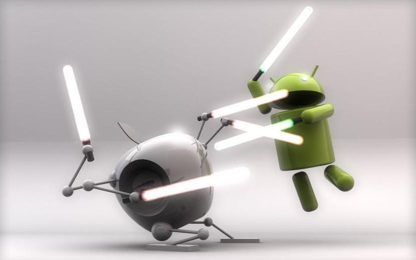es mejor iOS o Android