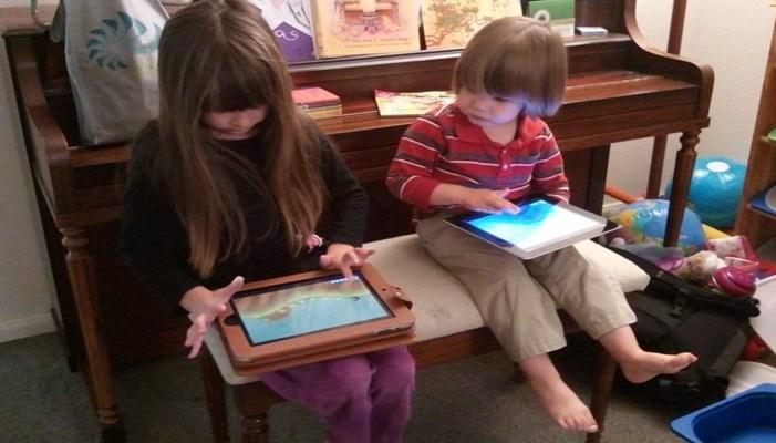 El boom de las aplicaciones para niños autistas