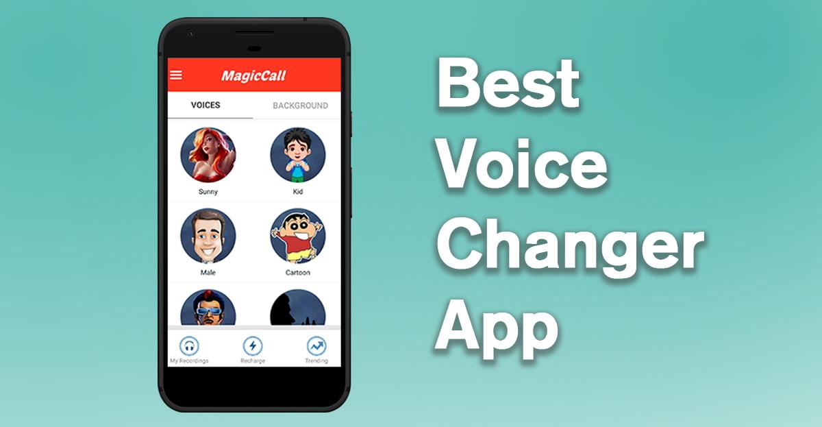 App Para Cambiar La Voz