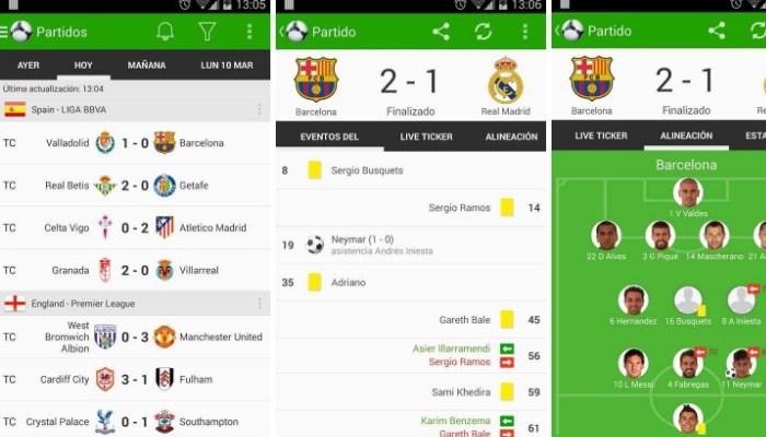 Las mejores aplicaciones para ver fútbol gratis para iPhones