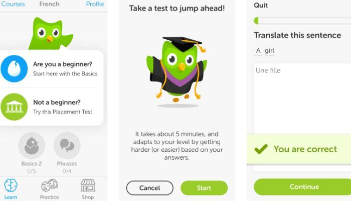 Las mejores Apps para aprender ingles sin conexion a internet