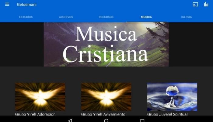 Las mejores aplicaciones para descargar música cristina gratis