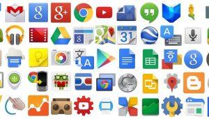 Cuales son las aplicaciones de google y para qué sirven (Lista Completa)
