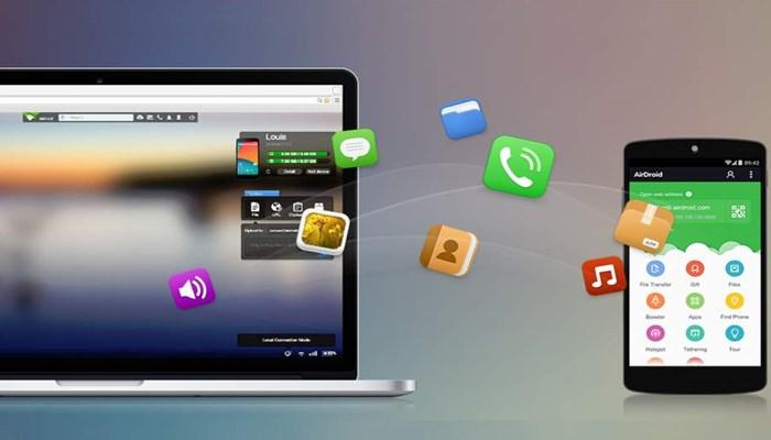 Compatibilidad de AirDroid con algunos navegadores
