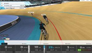 mide la distancia recorrida en bicicleta con Bkool