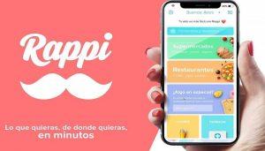 aplicacion Rappi