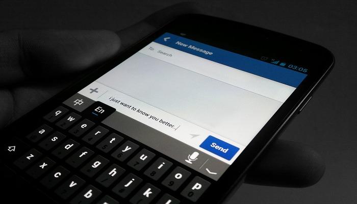 Formas de cambiarle el teclado a tu smartphone