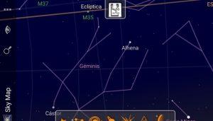 Star Chart: Ve las estrellas gratis con esta aplicación
