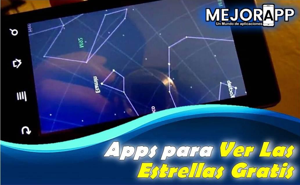 Apps para Ver Las Estrellas Gratis