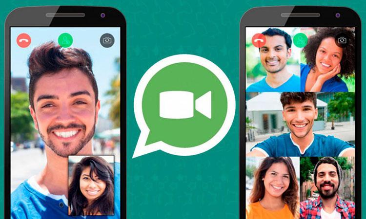 Grabar videollamadas de WhatsApp