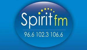 Características de la aplicación Spirit FM