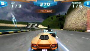 Carrera rápida 3D