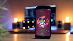 mejores reproductores de música para Android