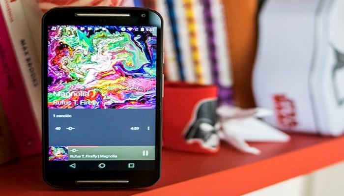 reproductor de música en Android gratis sin publicidad