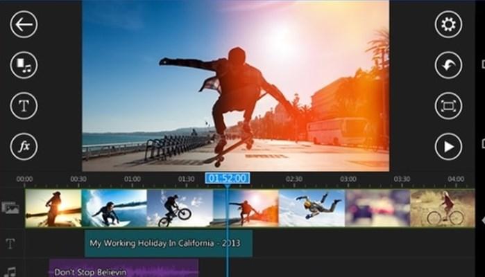 Aplicaciones para hacer videos con fotos y música de fondo