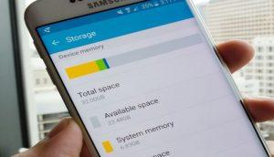 Cómo liberar espacio de la memoria interna del celular