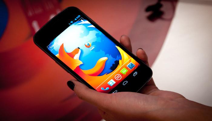 Opción Firefox