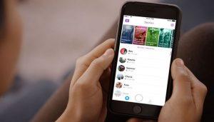 Manera de guardar historias de Instagram