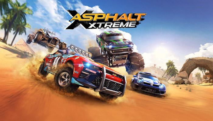 Juegos de Android para jugar con mando asphalt xtreme