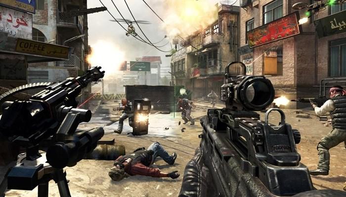 Los mejores juegos de disparos para Android sin internet