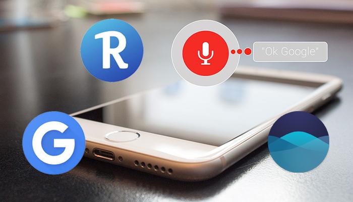 asistentes de voz para Android en español