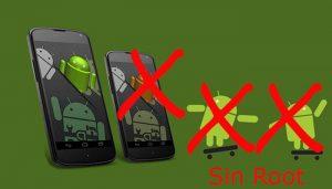 ¿Cómo desinstalar aplicaciones preinstaladas de Android sin root?