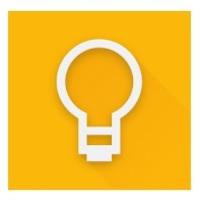 App Google Keep las mejores aplicaciones de agenda para smartphones