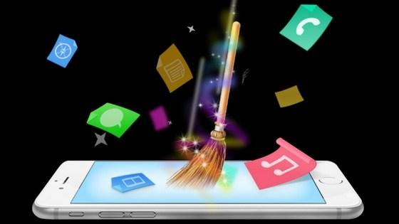 limpiar el móvil y aumentar la rapidez