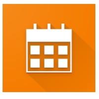App Calendario simple