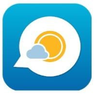 Morecast una de las Mejores aplicaciones para el tiempo