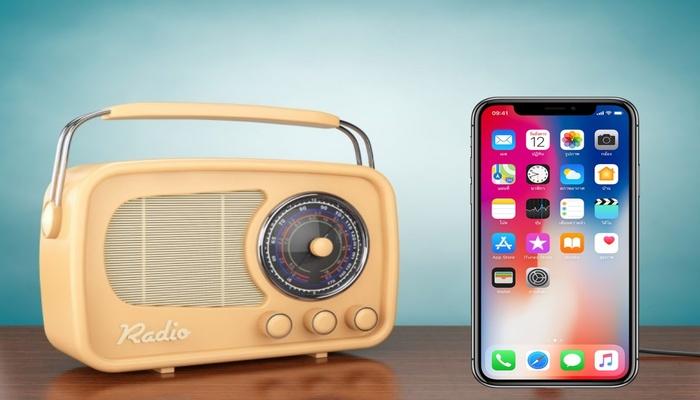 Post de las mejores aplicaciones para radio FM - versión para iOS y Android