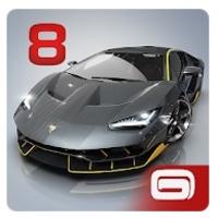 App Asphalt 8