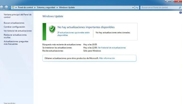 actualiza windows 7