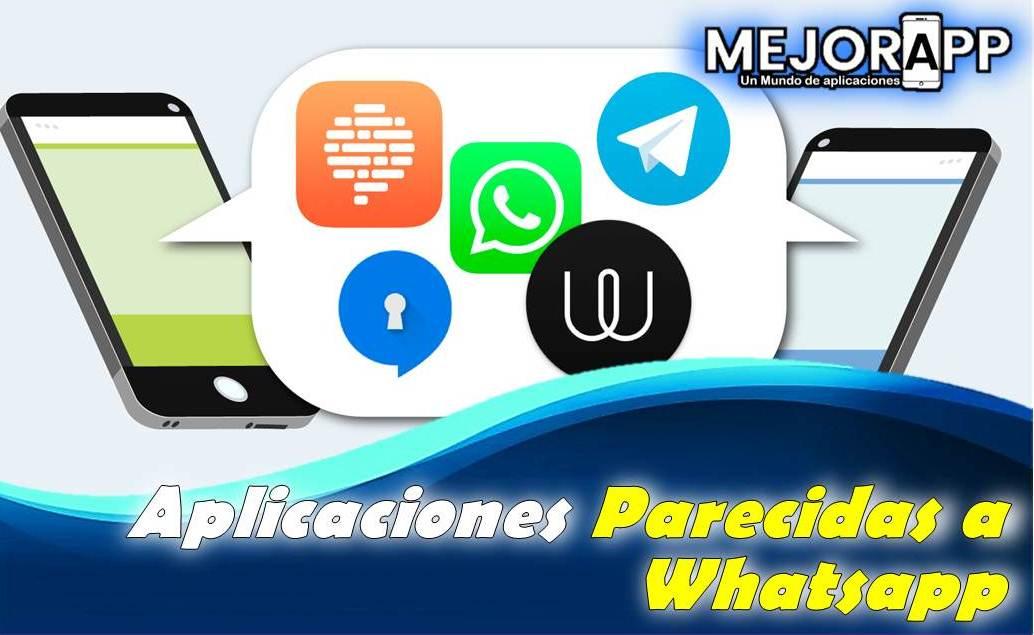 Aplicaciones Parecidas A Whatsapp