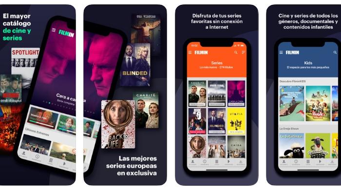 apps como netflix
