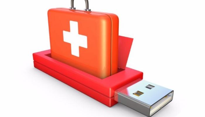 recuperar archivos de un USB