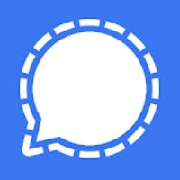 Signal aplicaciones como Whatsapp