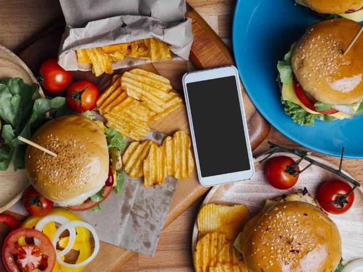 Apps para pedir comida México
