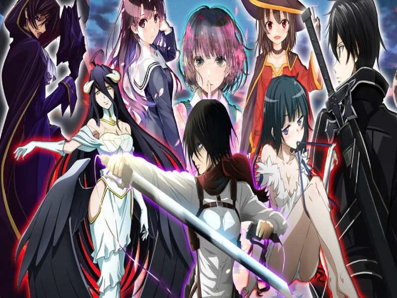 ver anime desde el móvil