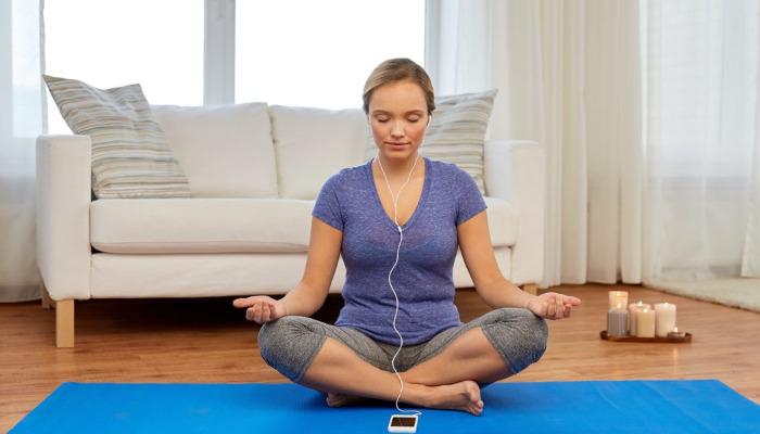 aplicaciones para meditar gratuitas