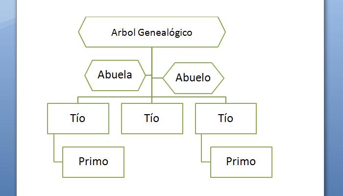 Cómo Hacer Un árbol Genealógico En Word En Pocos Pasos