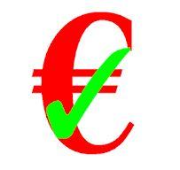 Euro asistente de verificación