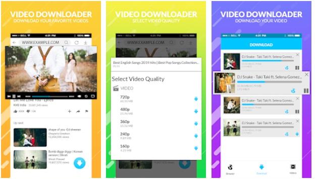 Mp4 video downloader-1
