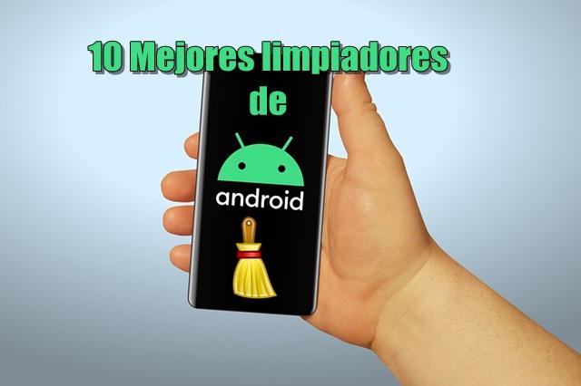 10 limpiadores de android