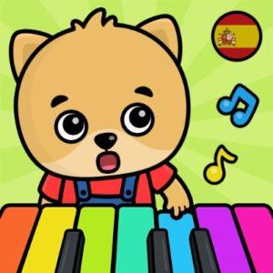 Bimi Boo- Piano juegos de niños y niñas