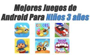Mejores Juegos de Android Para Niños